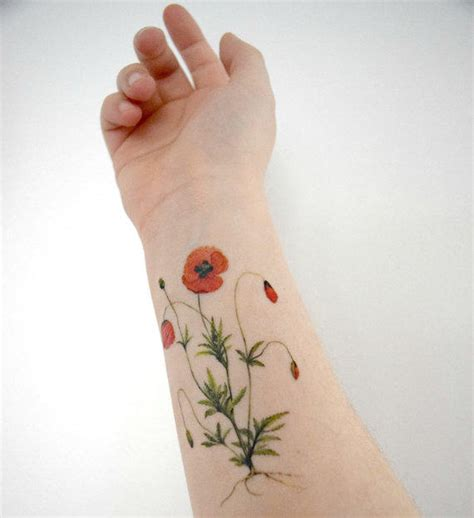 wildflower tattoos designs ideas  meaning tattoos