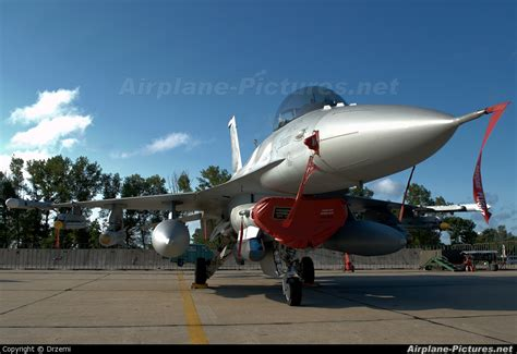 4061  Poland  Air Force Lockheed Martin F16c Jastrząb