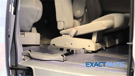 Oxgord 3pc Ridged Floor Mats by Clear Toyota Floor Mats