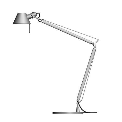 tolomeo desk l bulb tolomeo tavolo design and decorate your room in 3d