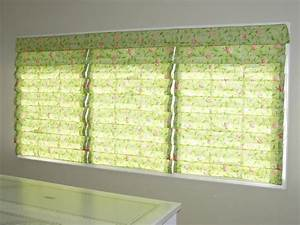 Hobbled Roman Shades.jpg from AAA Blinds and Window ...
