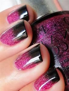 Ongles En Gel Rose : ongles en gel motifs en 25 id es originales et inspirantes ~ Melissatoandfro.com Idées de Décoration