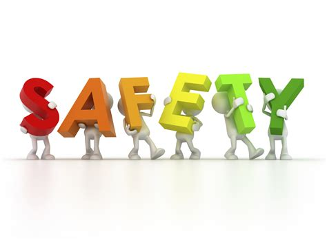 Create a safer environment by buying safety products ...