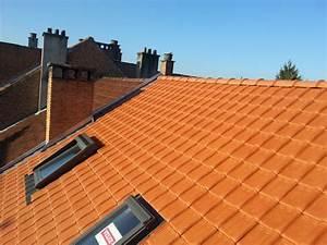 Tuile Pour Toiture : toit en tuiles terre cuite pourquoi choisir de faire ~ Premium-room.com Idées de Décoration