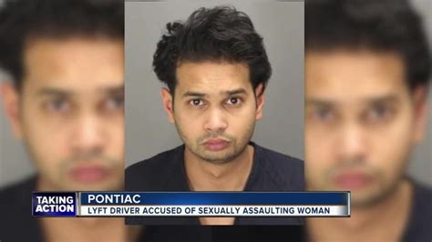 Lyft Driver Accused Of Sexually Assaulting Woman In