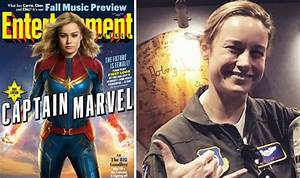 Captain Marvel FIRST pic today but NO trailer: Is THIS the ...