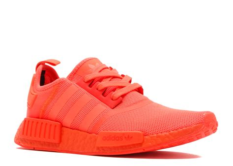 """Nmd R1 """"solar Red 2017"""" - Adidas - s31507 - solar red ..."""
