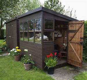 Prix Abri De Jardin : abri de jardin monopente choix et prix ooreka ~ Dailycaller-alerts.com Idées de Décoration