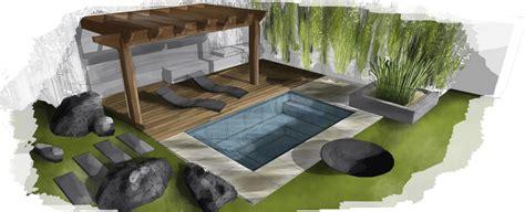 Kleine Pools Für Kleine Gärten by Pools F 252 R Kleine G 228 Rten Und Terrassen Entspannung Und