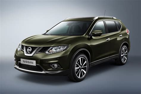 Nissan 2014 Xtrail  Frankfurt Show Smoother Path For