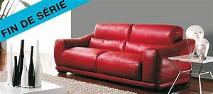 canape cuir rouge With canapé relax cuir rouge