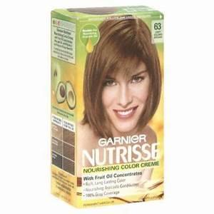 Garnier Nutrisse Level 3 Permanent Hair Creme, Medium Ash ...