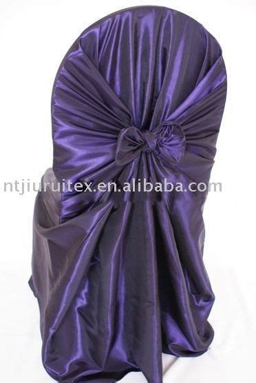 wedding and home organza cheap purple polyester universal
