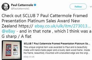 Paul Cattermole's BRIT award eBay auction reaches £66,000 ...