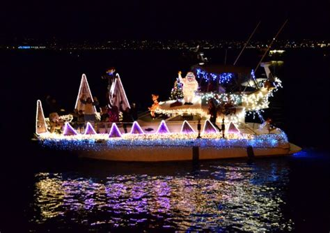 port of san diego s 45th annual parade of lights cruise