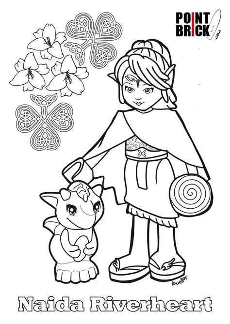 Kleurplaat Lego Elves Wintersport by Lego Elves Emily Coloring Pages Coloring Pages