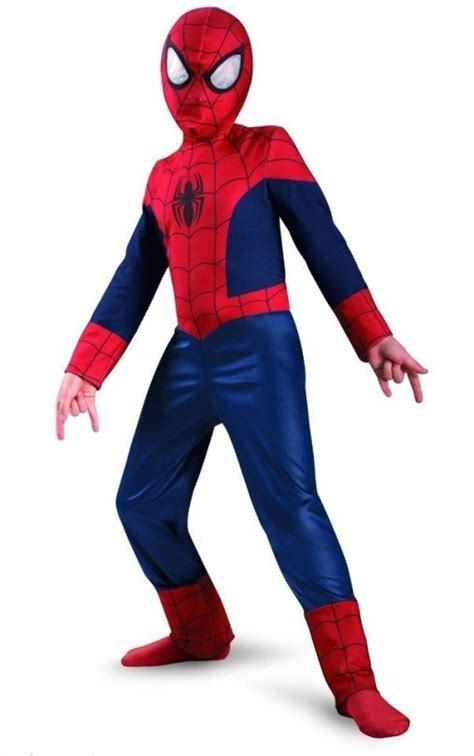 spider girl spider man classic costume  mighty girl