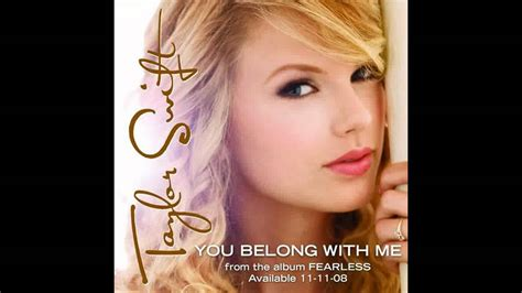 Taylor Swift - You Belong With Me (Electro Remix) - YouTube