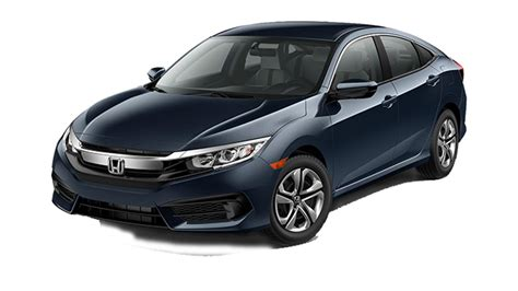 2018 Honda Civic Vs. 2017 Honda Accord