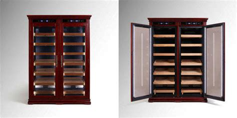 sell gaint cigar cabinet humidor combined cooler