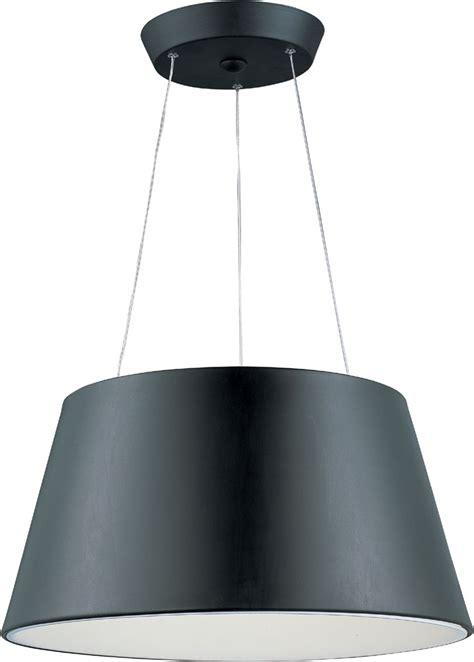 et2 e20908 bk quantum modern black led drop ceiling