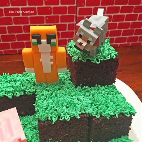 stampy minecraft birthday cake  son  love