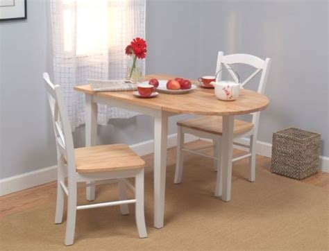 small kitchen table and chairs 2 for small spaces two