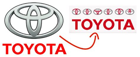 cool toyota logos logos with hidden secrets that you probably didn t know