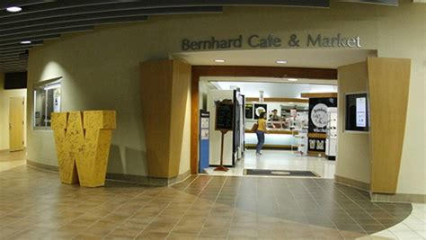 Bernhard Café And Market  Dining Services Western