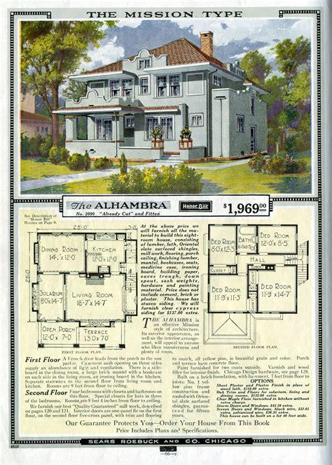 american foursquare catalog house plans