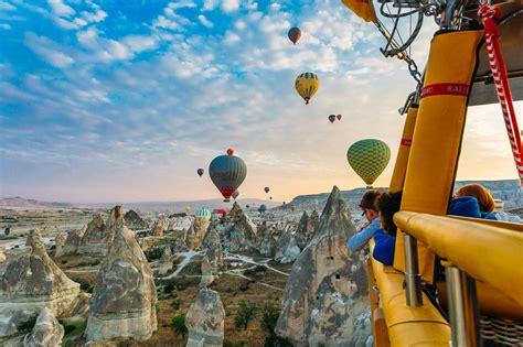 Cappadocia Hot Air Balloon Tours Cappadocia Hot Air