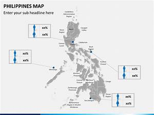 Philippines Map Powerpoint