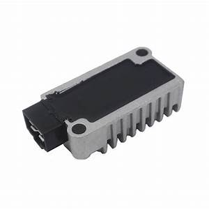 Motorcycle 4 Pin Voltage Regulator Rectifier Plug  U0026 Play