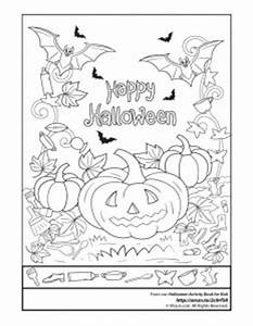 Halloween Activity Book for Kids - With Printable Sample ...