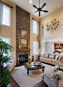 I LOVE 2 Story Living Rooms My Dream Home Decor