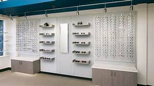 Optical Interior Design & Eyewear Display Portfolio