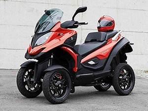 Scooter 125 3 Roues : scooter 4 roues sur scooter system ~ Medecine-chirurgie-esthetiques.com Avis de Voitures