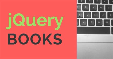 jquery books  web developers fromdev