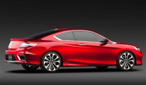 2019 Honda Accord Coupe Release Date by 2019 Honda Accord Coupe Sport Touring V6 Price 2019
