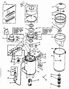 Kenmore Kenmore Central Vacuum Cleaner Parts