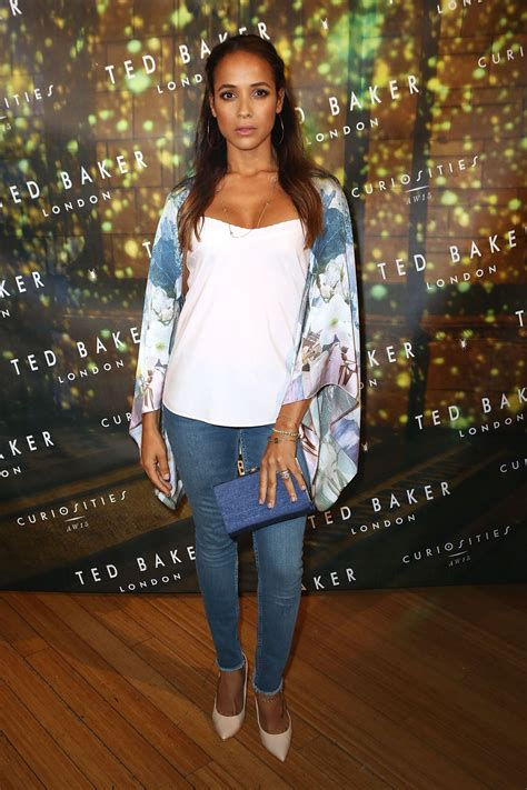 dania ramirez ted baker london aw launch event  los