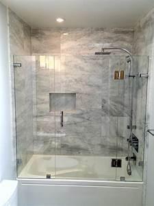 Bathtubs Idea Stunning Walk In Shower Tub Combo Bathroom