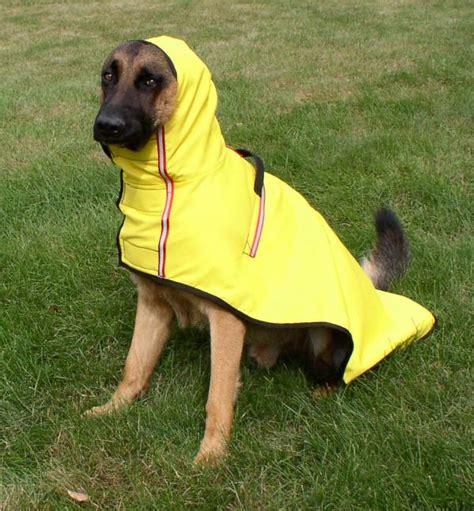 fleece lined raincoat  dogs activedogscom