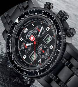 CX Swiss Military Watch Delta Force Special