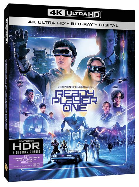 Ready Player One Bluray, Dvd And Digital Release Dates Announced
