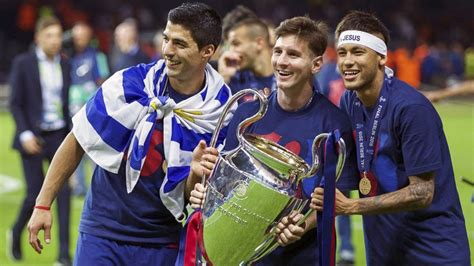 Neymar wants Lionel Messi reunion 'next season' and ...