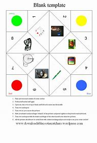 Best cootie catcher ideas and images on bing find what youll love printable cootie catcher template maxwellsz