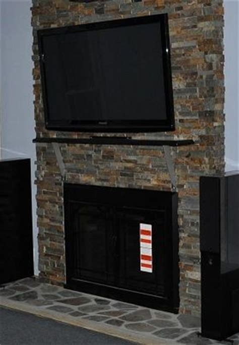 combustible tiled mantel shelf ceramic tile advice
