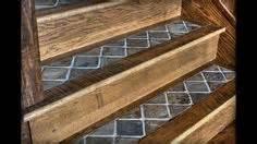 oak steps and risers custom wood floors inc