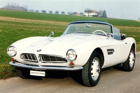 Bmw 507 For Sale by Bmw 507 Roadster 1957 Christoph Grohe